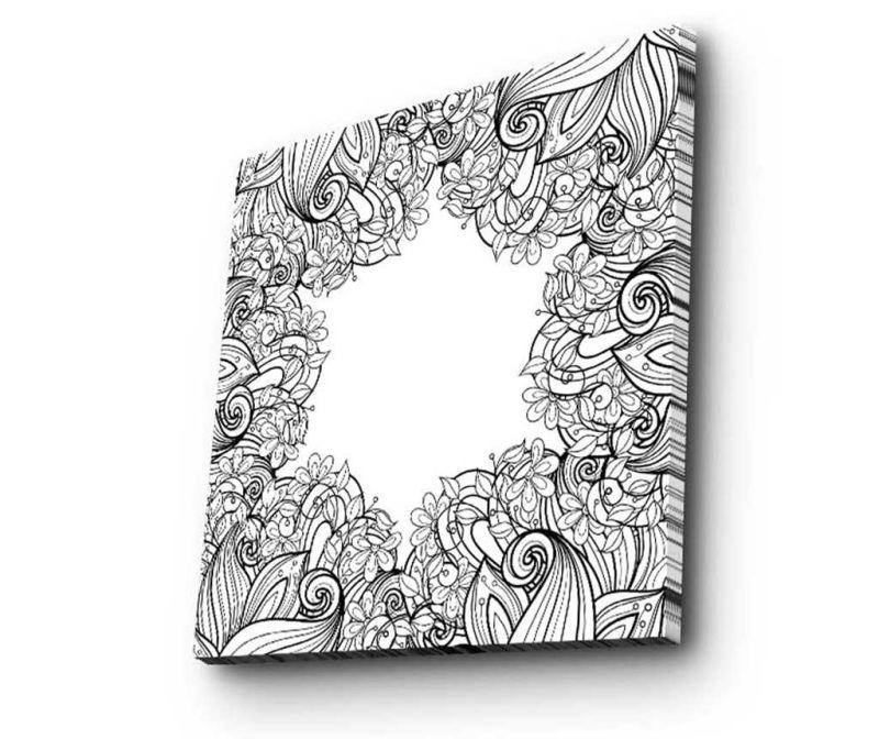 Slika 'Uradi sam' (DIY) Mavis 45x45 cm