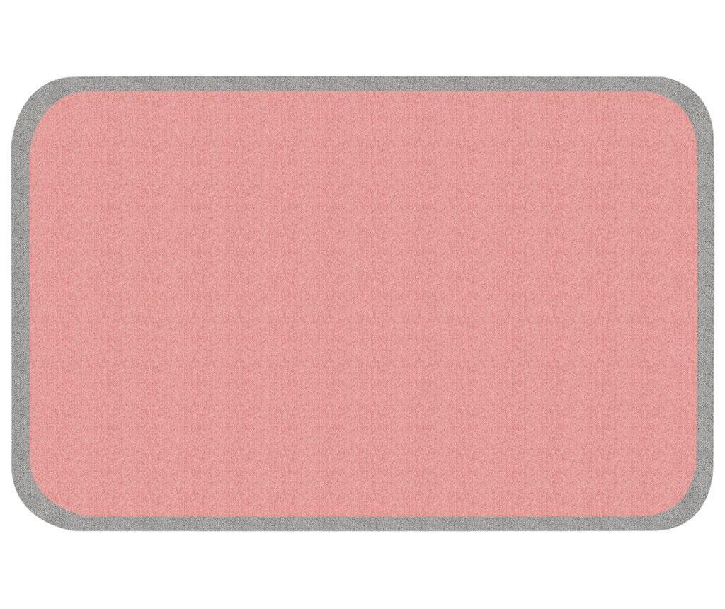 Tepih Linda Pink Grey 67x120 cm