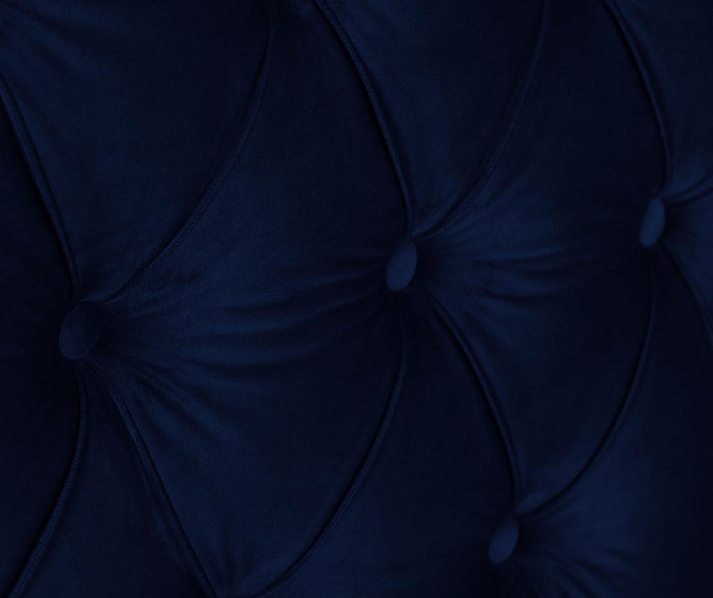 Tablie de pat Daisy Navy Blue 180 cm