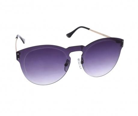 Okulary przeciwsłoneczne damskie Maja Black