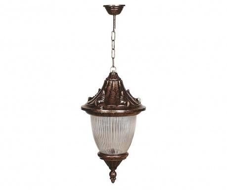 Exteriérová závesná lampa Erika