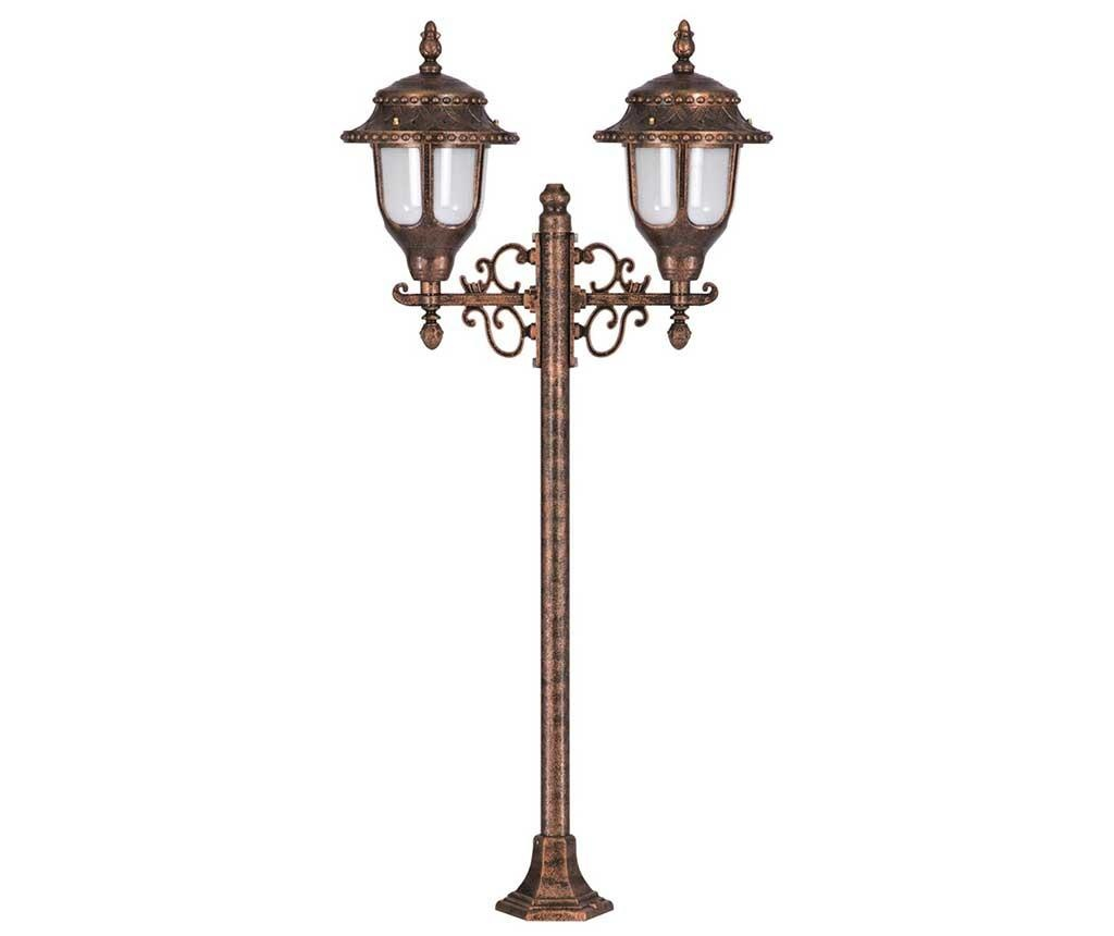 Lampadar pentru exterior Thersa Brown Two
