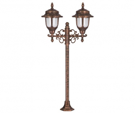 Lampadar pentru exterior Thersa Brown Two