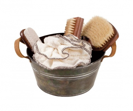 Set 4 produse pentru ingrijirea corporala si cos SPA And Wellness