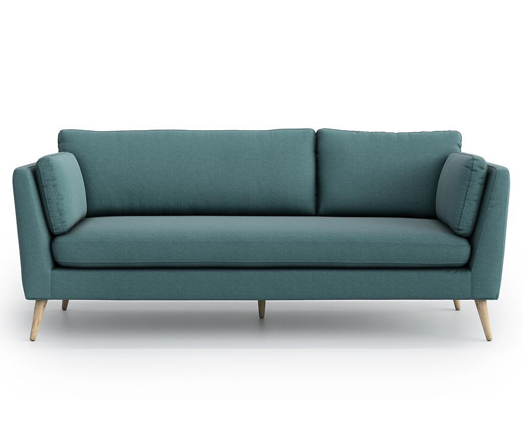 Canapea 3 locuri Jane Olaf Green - Optisofa, Verde