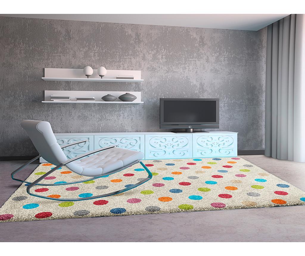 Covor Norge White 160x230 cm