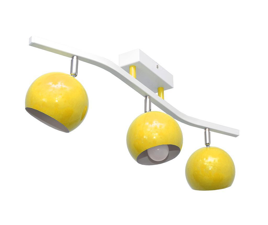 Lustra Morris Third Yellow - Helam, Galben & Auriu de la Helam