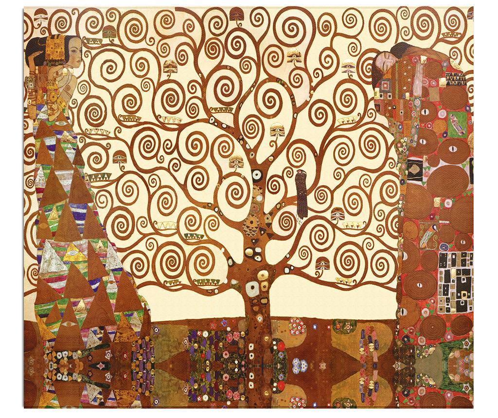 Tablou Klimt Tree of Life 85x100 cm