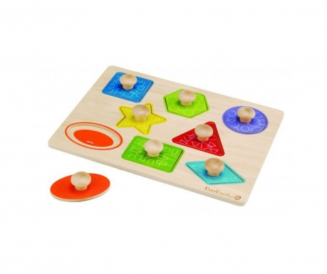 Joc tip puzzle 9 piese Pull Out