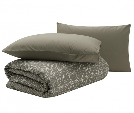 Posteljina Double Extra Percale Mosaic