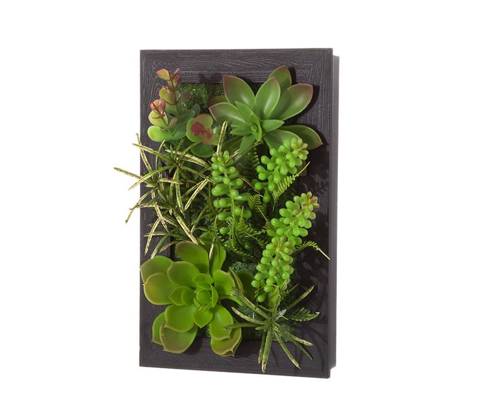Decoratiune de perete Cactus Green