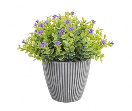 Sztuczne kwiaty w doniczce Radioso Purple