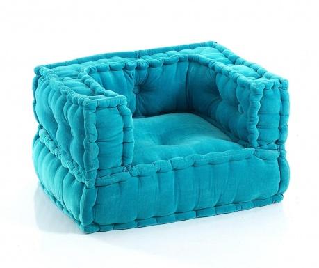 Dječji jastuk za sjedenje Yantra Light Blue