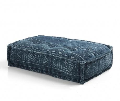 Blazina za na tla Yantra Blue Rectangular 40x80 cm