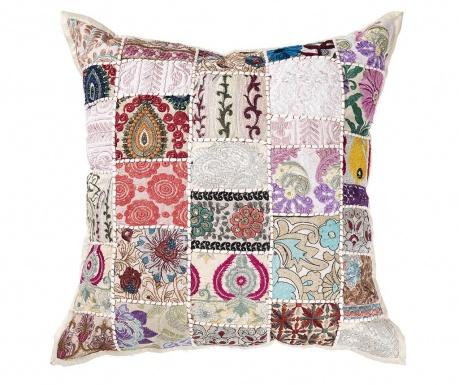 Декоративна възглавница Yantra Beige Patch 52x52 см