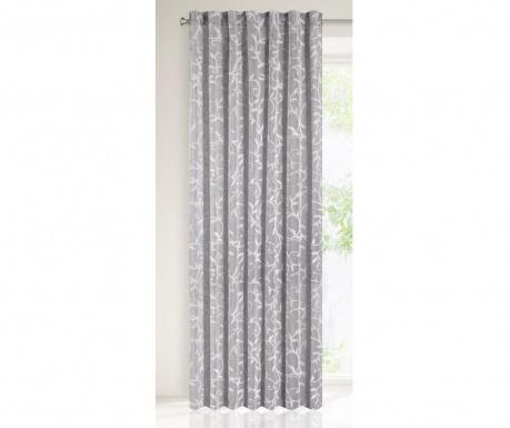 Draperie Ligia Grey White 140x250 cm