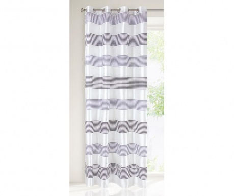 Draperie Diana Cream Purple 140x250 cm
