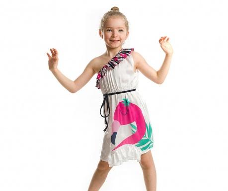 Rochie pentru copii Flamingo 3 ani