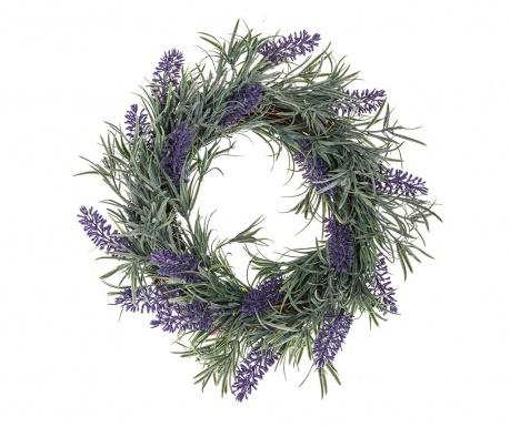 Kytice z umělých květin Lavander Wreath