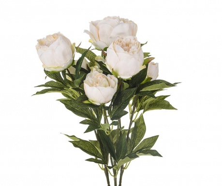 Kytice z umělých květin Peonies Cream Grande