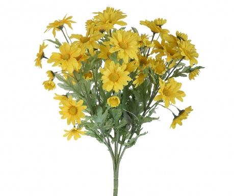Kytice z umělých květin Margarita Yellow