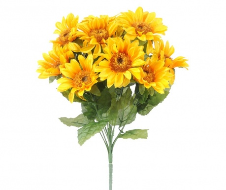 Kytice z umělých květin Sunflowers