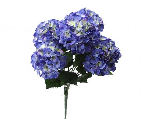 Kytice z umělých květin Hydrangea Blue