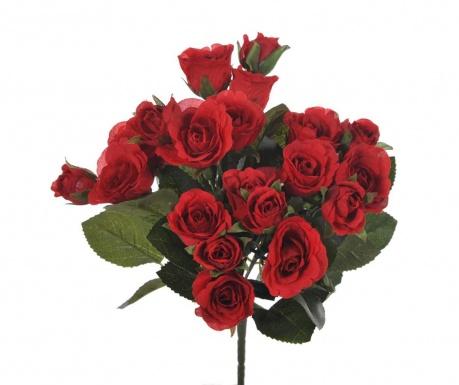Kytice z umělých květin Roses Red