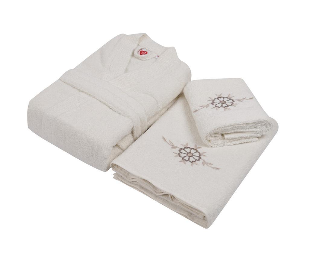 Aile Cream 6 darabos Fürdőszobai szett