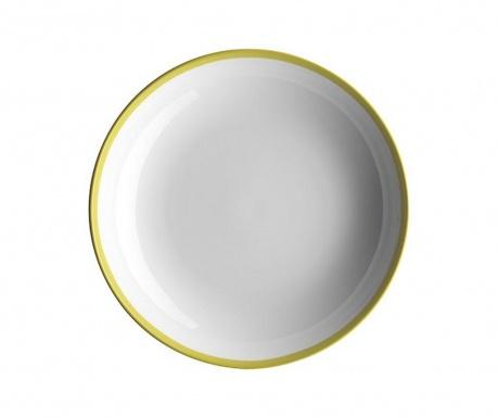 Swoon Green Desszertes tányér