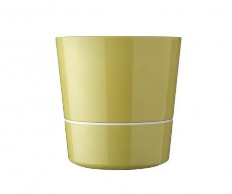 Γλάστρα με σύστημα αυτόματου ποτισμού Hydro Herb Lemon