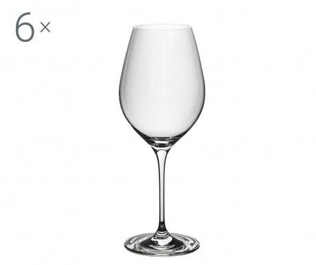 Rona Celebration 6 db Talpas pohár 660 ml