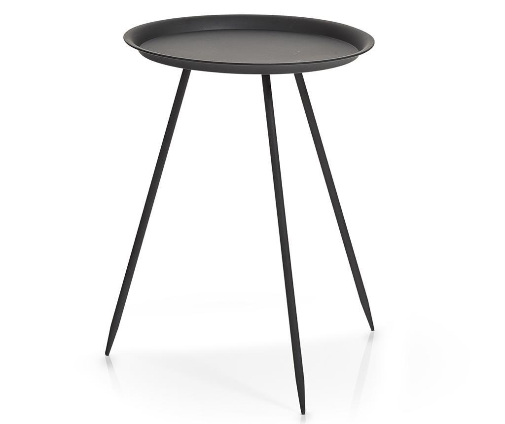 Stolić za kavu Oslo Plus Black