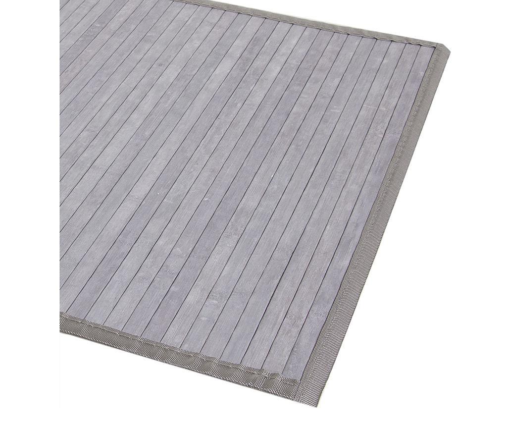 Covor Bamboo Grey 60x90 cm