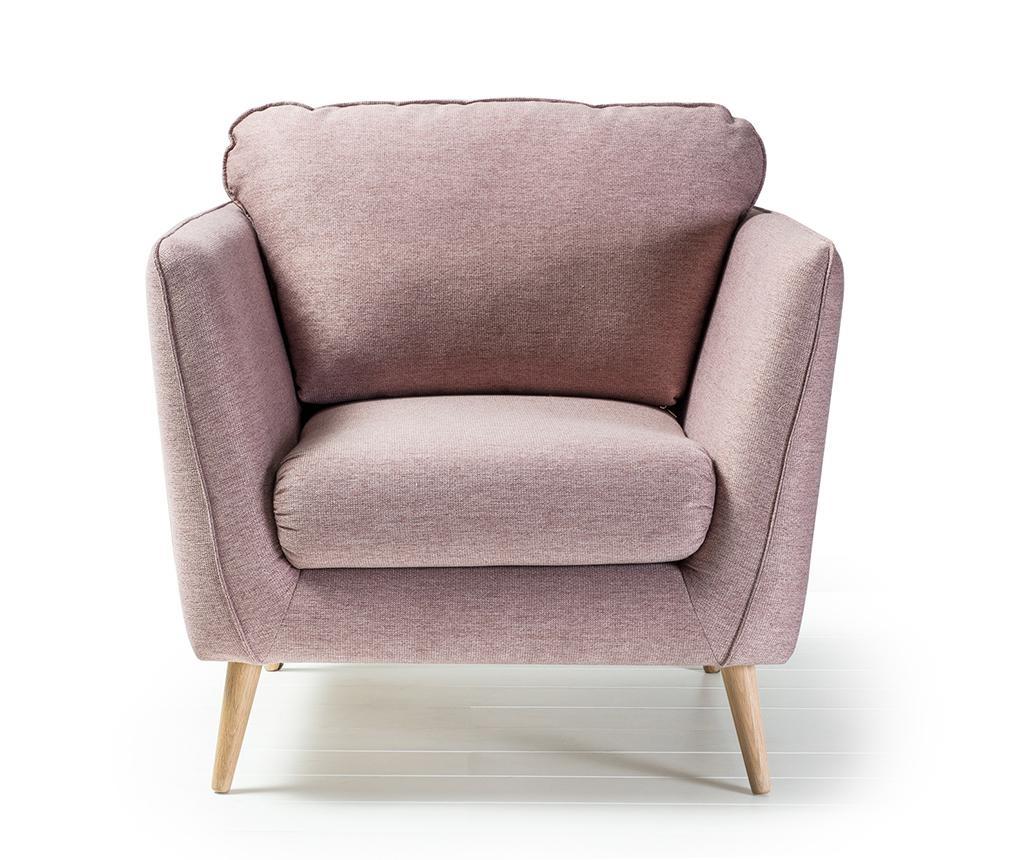 Clara Eliot Pink Fotel