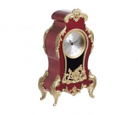 Stolní hodiny Belle Burgundy