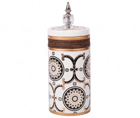 Naczynie dekoracyjne z pokrywką Rahel