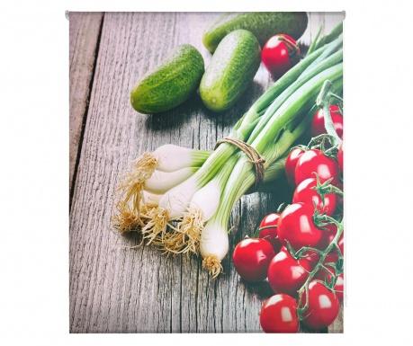 Rolo zavesa Salad Time 150x180 cm