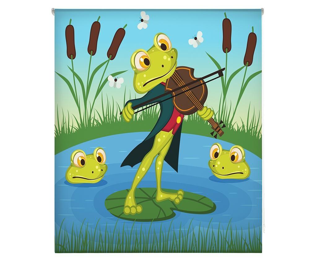 Rolo zavesa Singing Froggy 110x180 cm