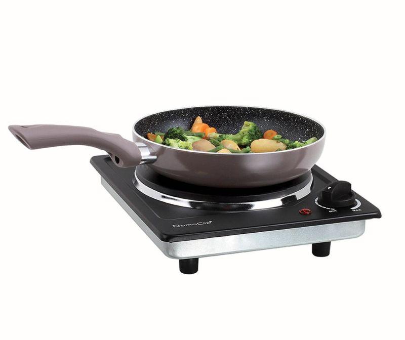 Električna ploča za kuhanje Arappa One Black