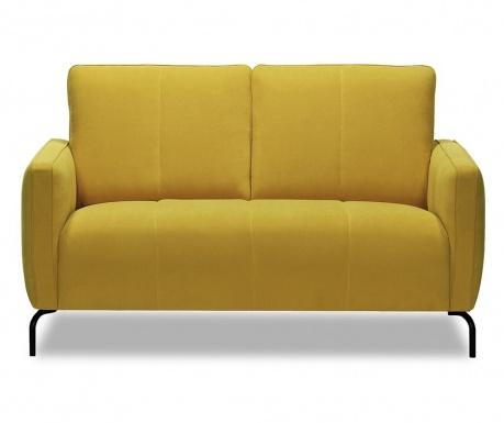 Canapea 2 locuri Xeen Cosmic Yellow
