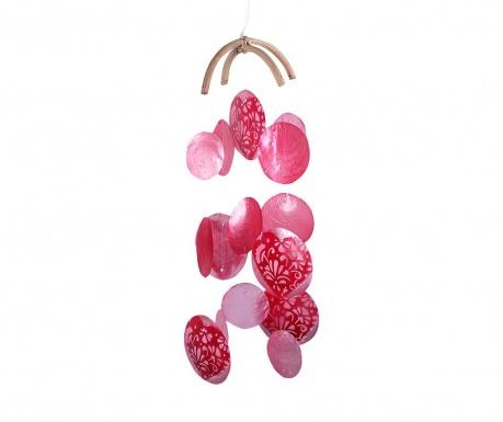 Viseći ukras Pink Love