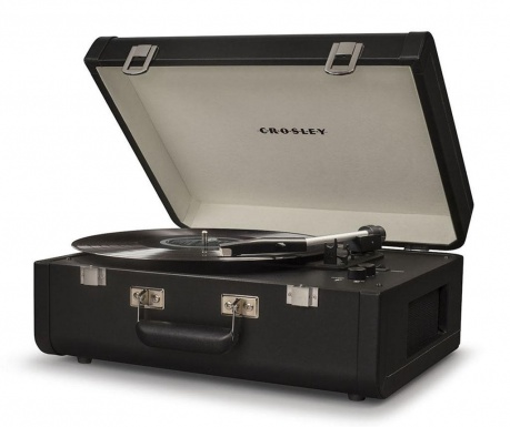Gramofon Crosley Portofolio Black