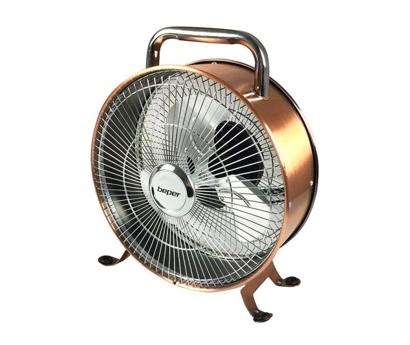 Ventilator Retro Round
