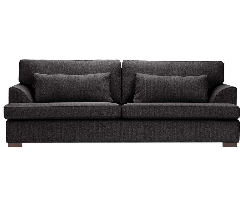 Canapea 4 locuri Ferrandine Anthracite