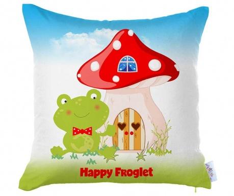 Fata de perna Tilly The Happy Froglet 35x35 cm