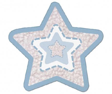 Perna decorativa Nena Star Blue 35x35 cm