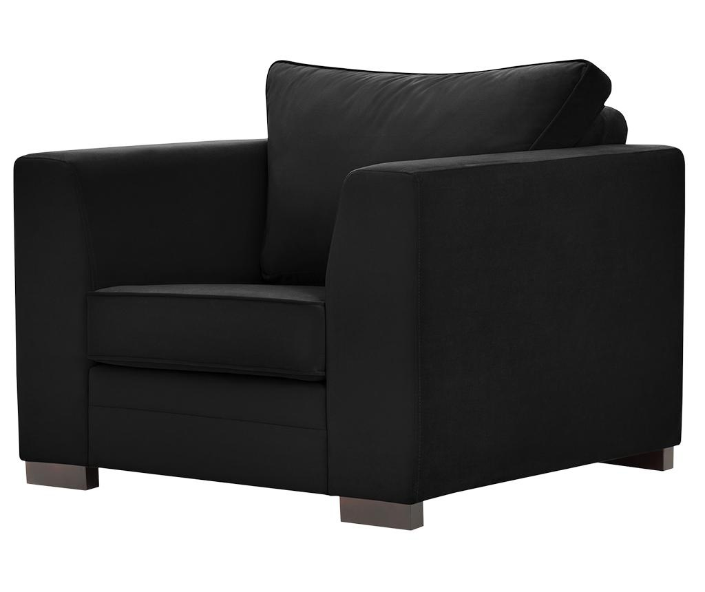 Fotelja Taffetas Black