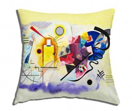 Perna decorativa Kandinsky 40x40 cm