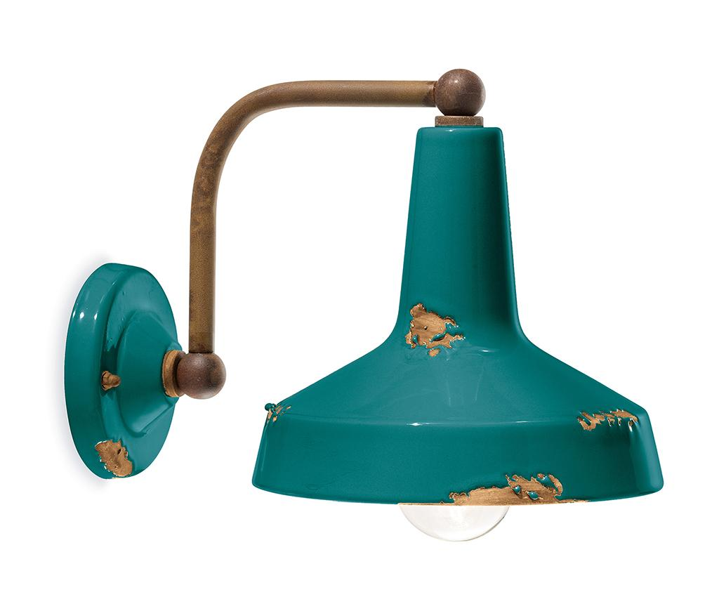 Aplica de perete Vintage Umbrella Green - Ferroluce RETRò, Verde